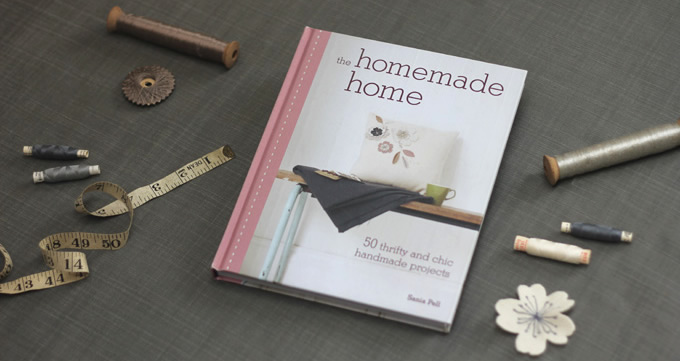 The Homemade Home book