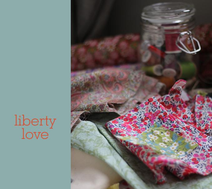 liberty print love