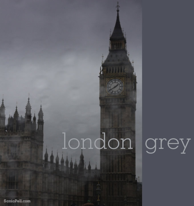 sania pell london grey
