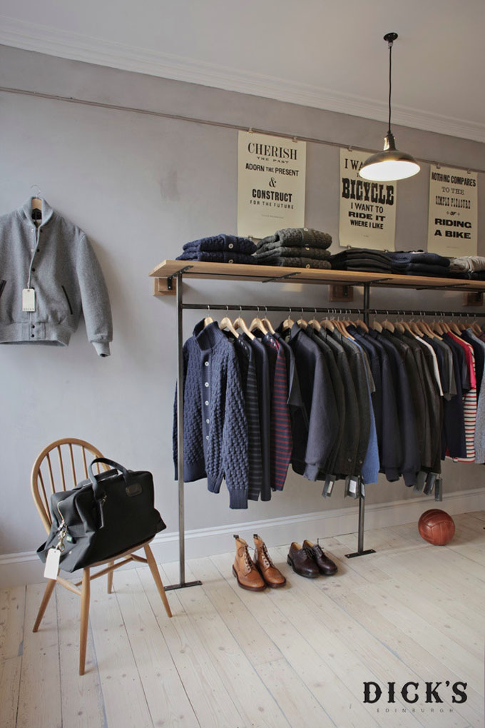 Dick's Edinburgh - The Quality Menswear, Accessories and Homewares Store, Scotland