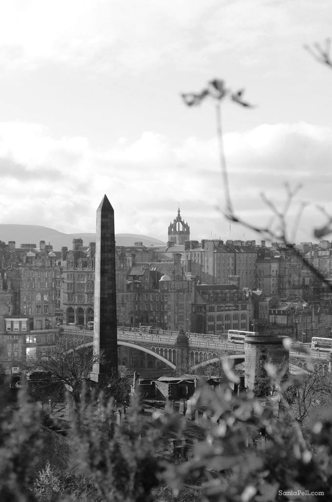 Edinburgh by Sania Pell