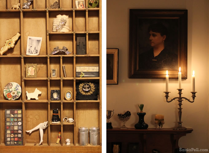 Jeweller Grainne Morton's home by Sania Pell