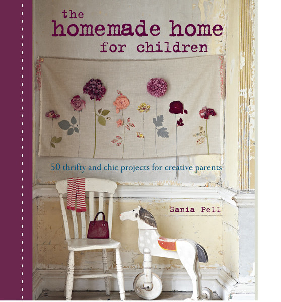 Buy The homemade home for children by Sania Pell