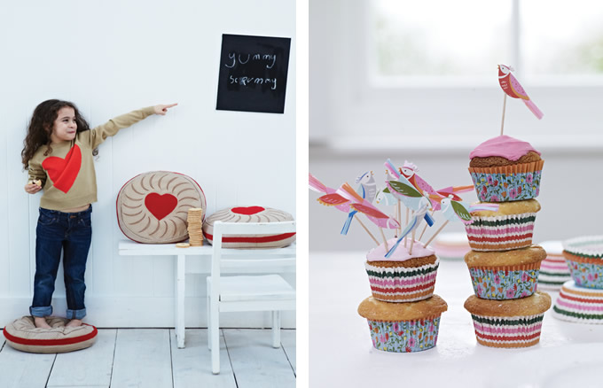 Sania Pell children's interior styling for Cox & Cox