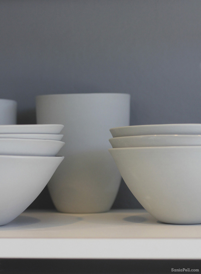 Mud Australia ceramics - photo by Sania Pell