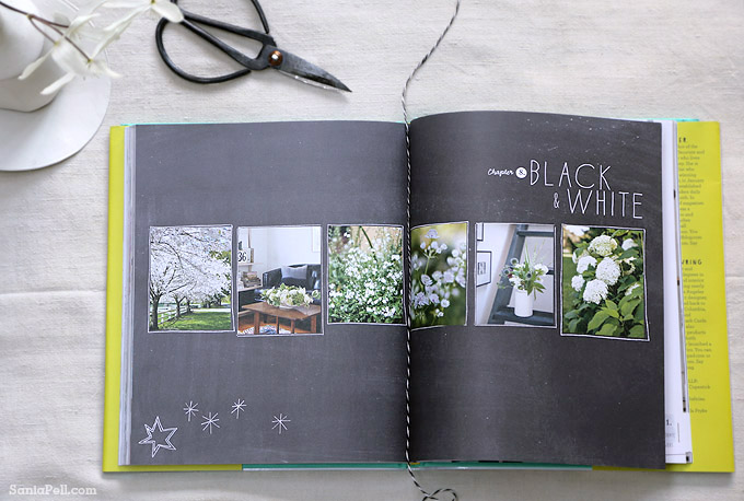 From Decorate With Flowers book - photo by Sania Pell