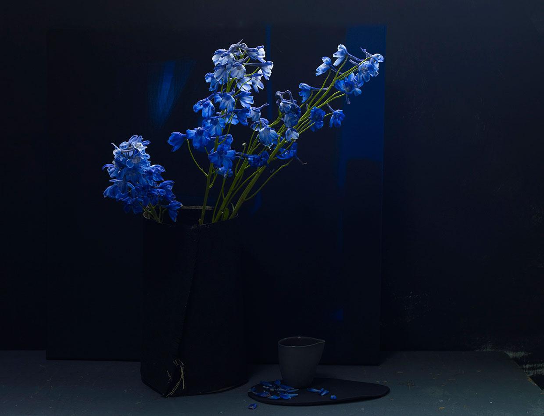 Interior stylist Sania Pell, photographer Beth Evans. London.