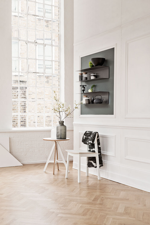Stylist Sania Pell, photographer Heidi Lerkenfeldt, for Elle Decoration magazine.