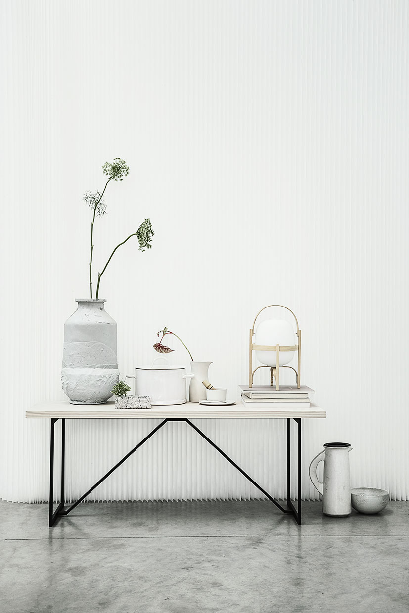 Elle Deco, Styling by Sania Pell, Photo Heidi Lerkenfeldt