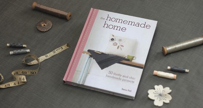 The Homemade Home book