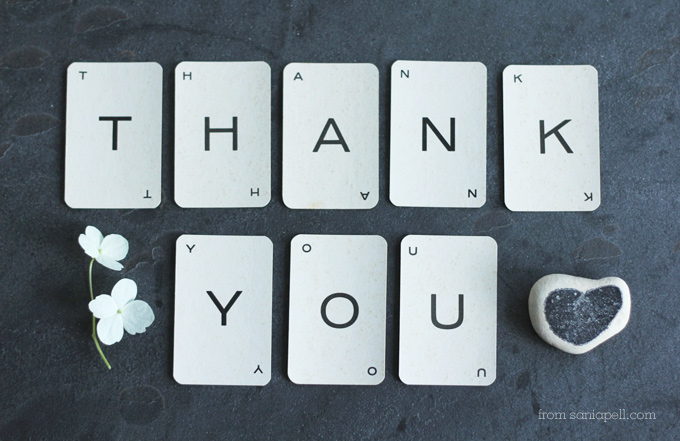 thank you from sania pell