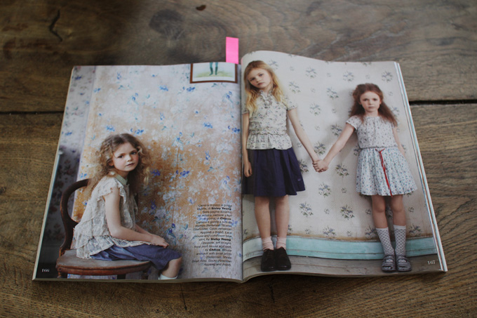 Vogue Bambini June