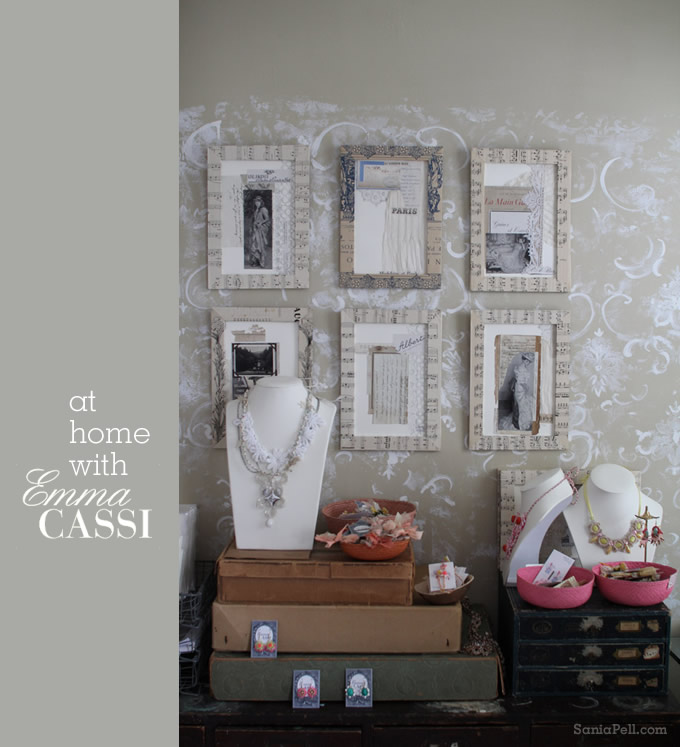 at home with emma cassi by sania pell