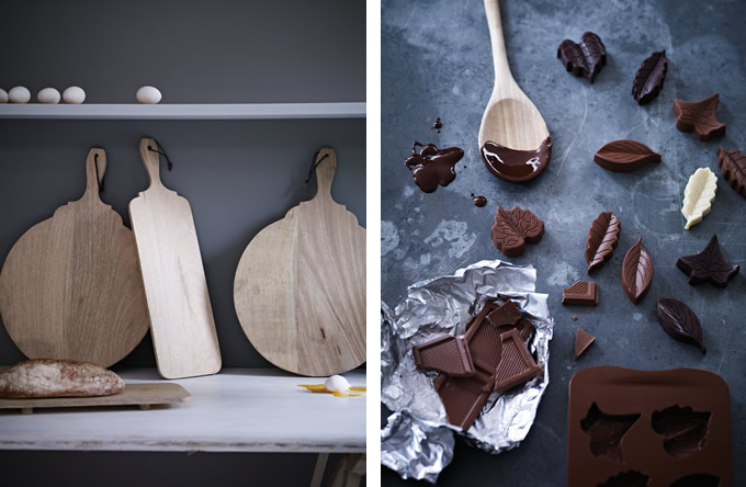 Sania Pell food styling for Cox & Cox
