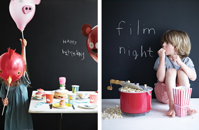 Food and children styling by Sania Pell