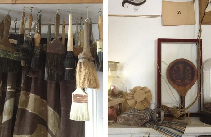 Details inside theThe Society Inc shop, Sydney - photos by Sania Pell