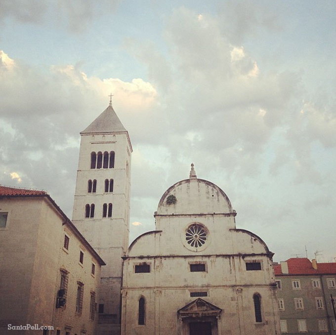 Zadar, Croatia by Sania Pell