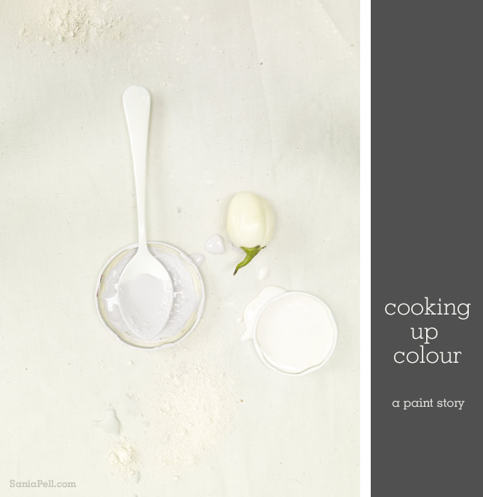 Cooking Up Colour by Sania Pell and Beth Evans