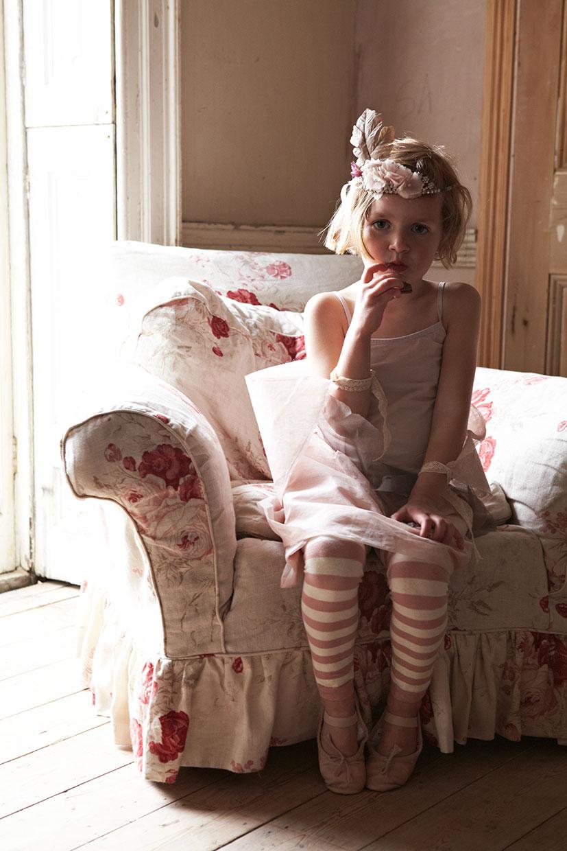 Stylist Sania Pell, photographer Emma Lee.