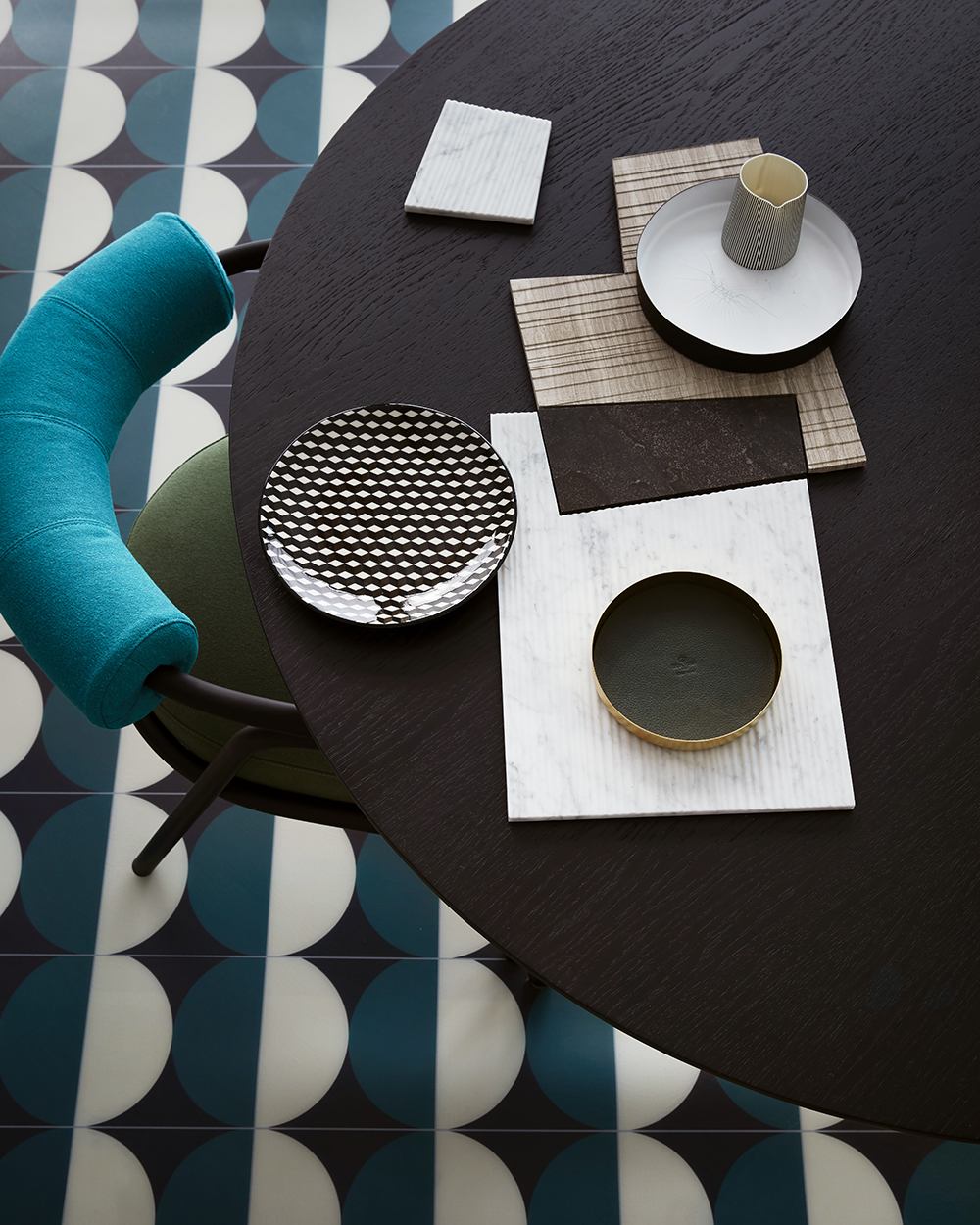 Interior Styling Sania Pell, Photography Damian Russell, for Elle Decoration
