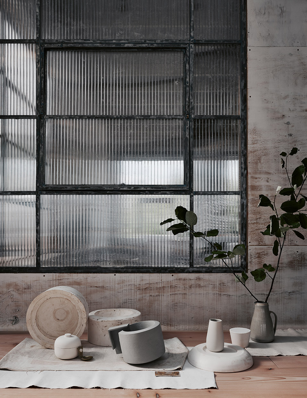Stylist Sania Pell for Elle Decoration, photographer Michael Sinclair