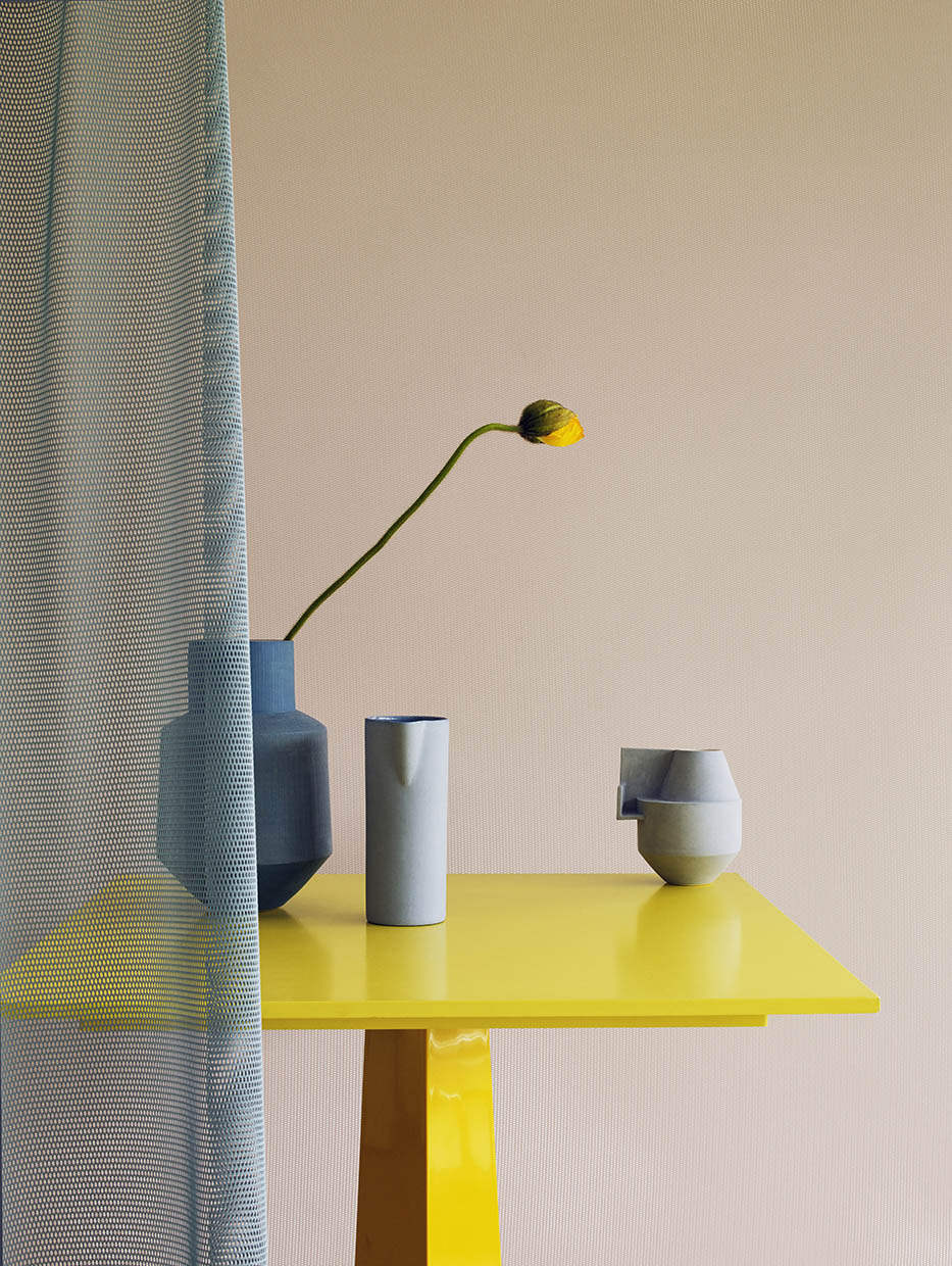 Interior styling by Sania Pell for Kvadrat, photographer Beth Evans
