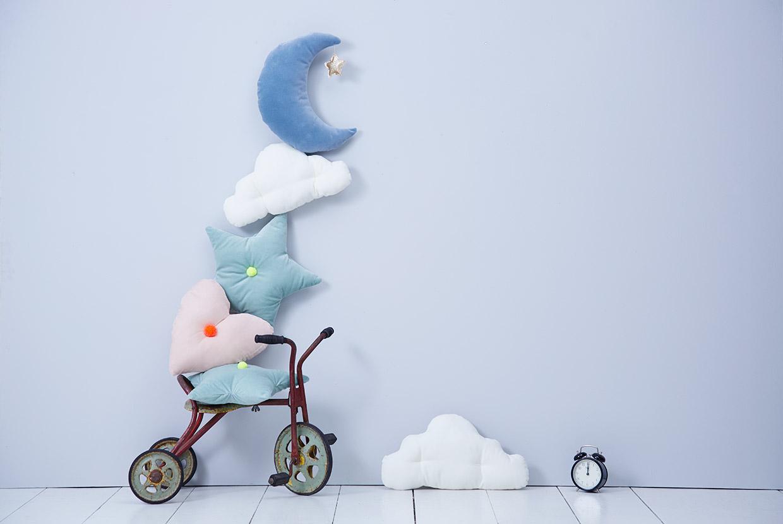 Children's interiors stylist by Sania Pell for Meri Meri, photographer Julia Bostock