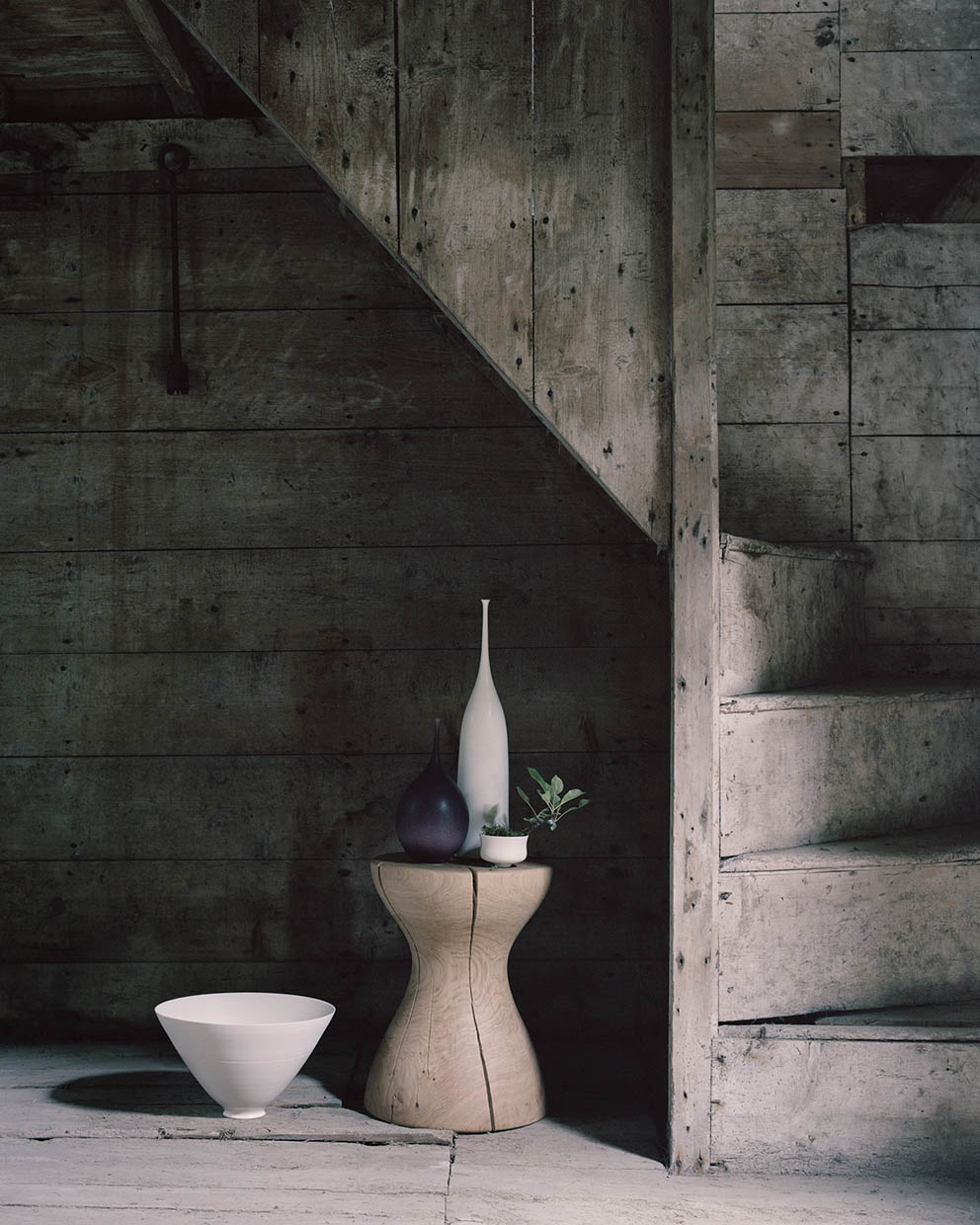 Sania Pell interior stylist for Maud & Mable craft gallery, photographer Rory Gardiner