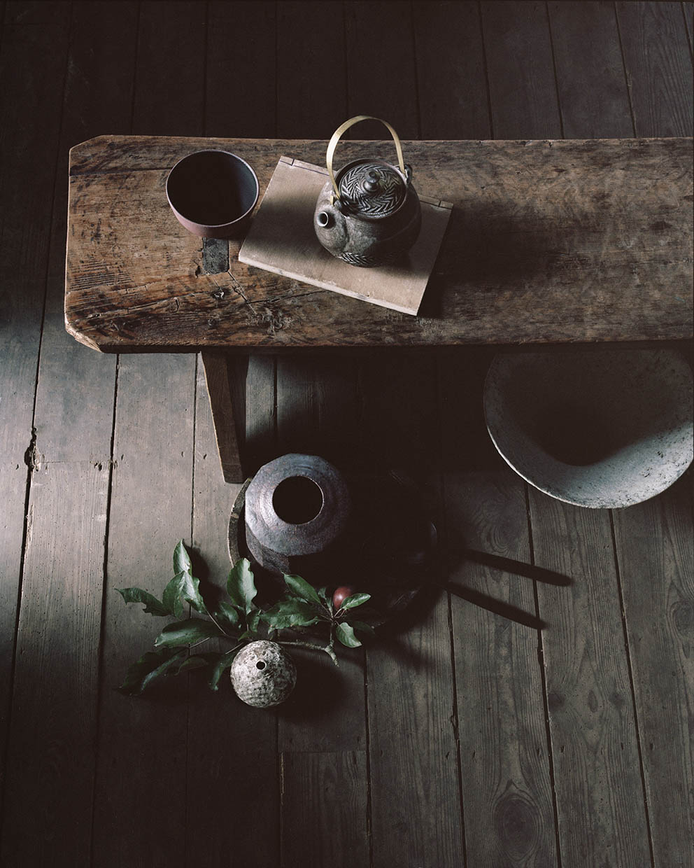 Sania Pell freelance styling for Maud & Mable craft gallery, photographer Rory Gardiner
