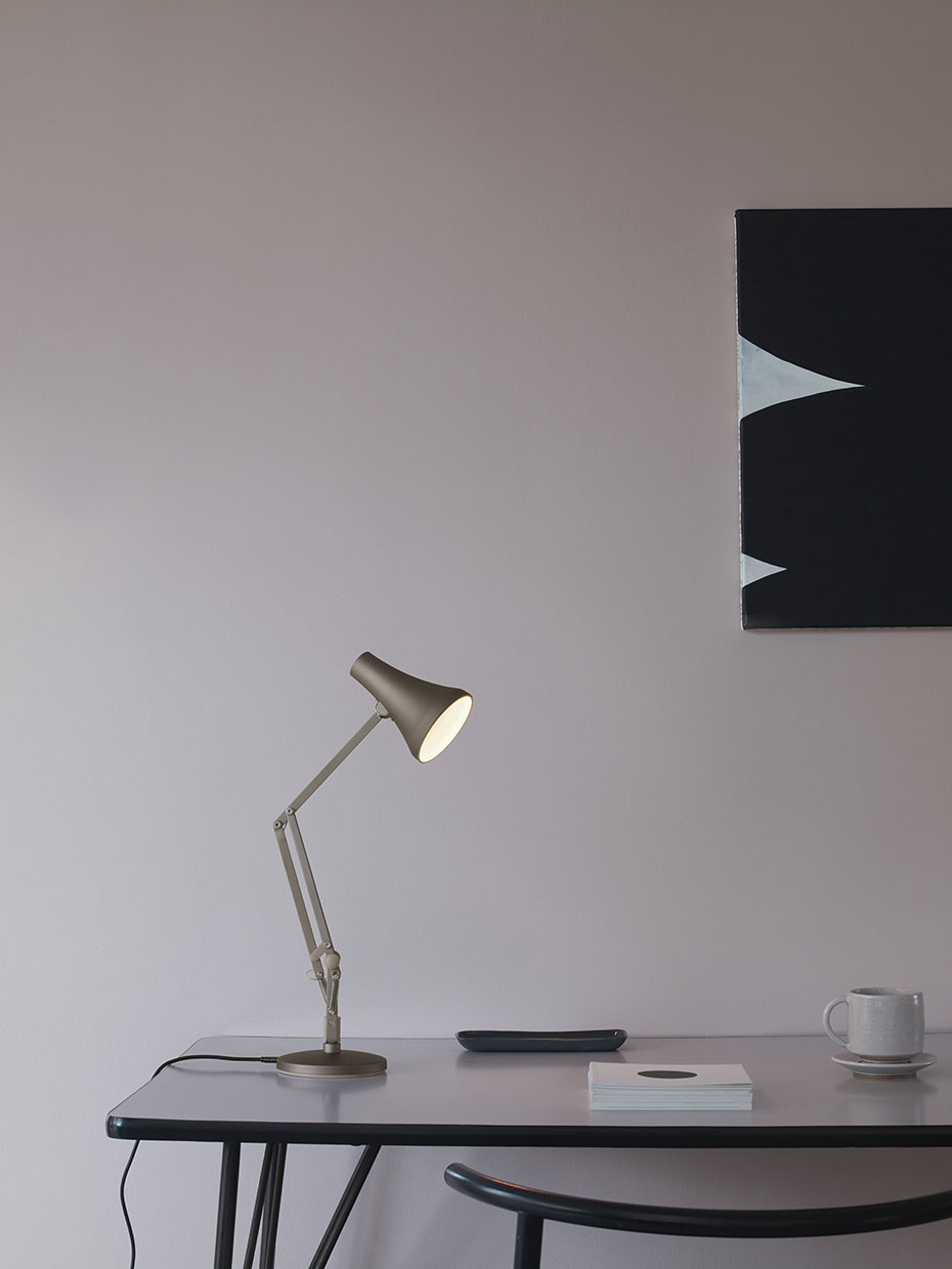 Sania Pell Photographic Stylist and Creative Direction for Anglepoise lighting. Photographer Beth Evans.