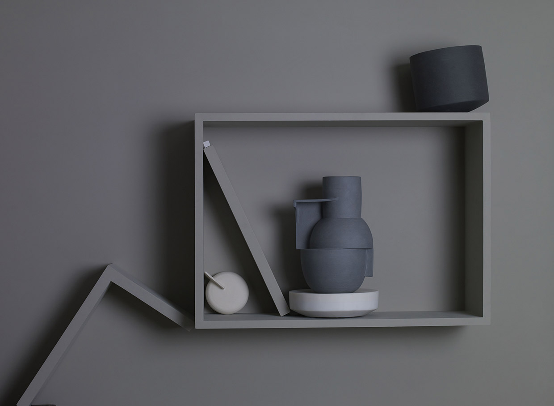 Sania Pell Photographic Stylist and Creative Direction featuring Derek Wilson Ceramics. Photographer Beth Evans.