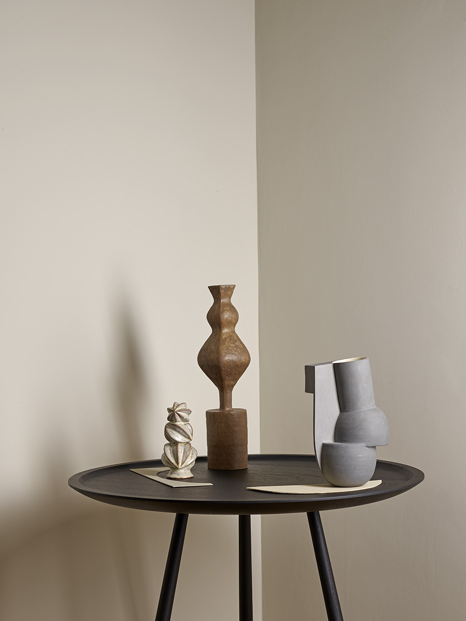 Styling by Sania Pell for Flow at Collect. Photographer Beth Evans.